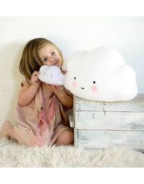 A little lovely company - Mini cloud light, white