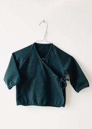 Monkind - Space Wrap Cardigan, Space, Blue