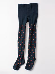 Bobo Choses - Spotted tights blue
