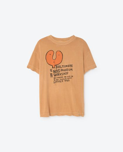TAO - Baltimore T-shirt, toffee