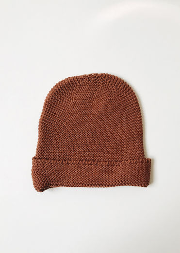 Monkind - Dust Knit Beanie, Mi-red