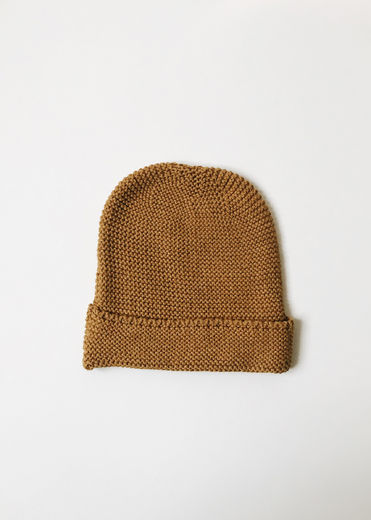 Monkind - Gold Knit Beanie, Gold